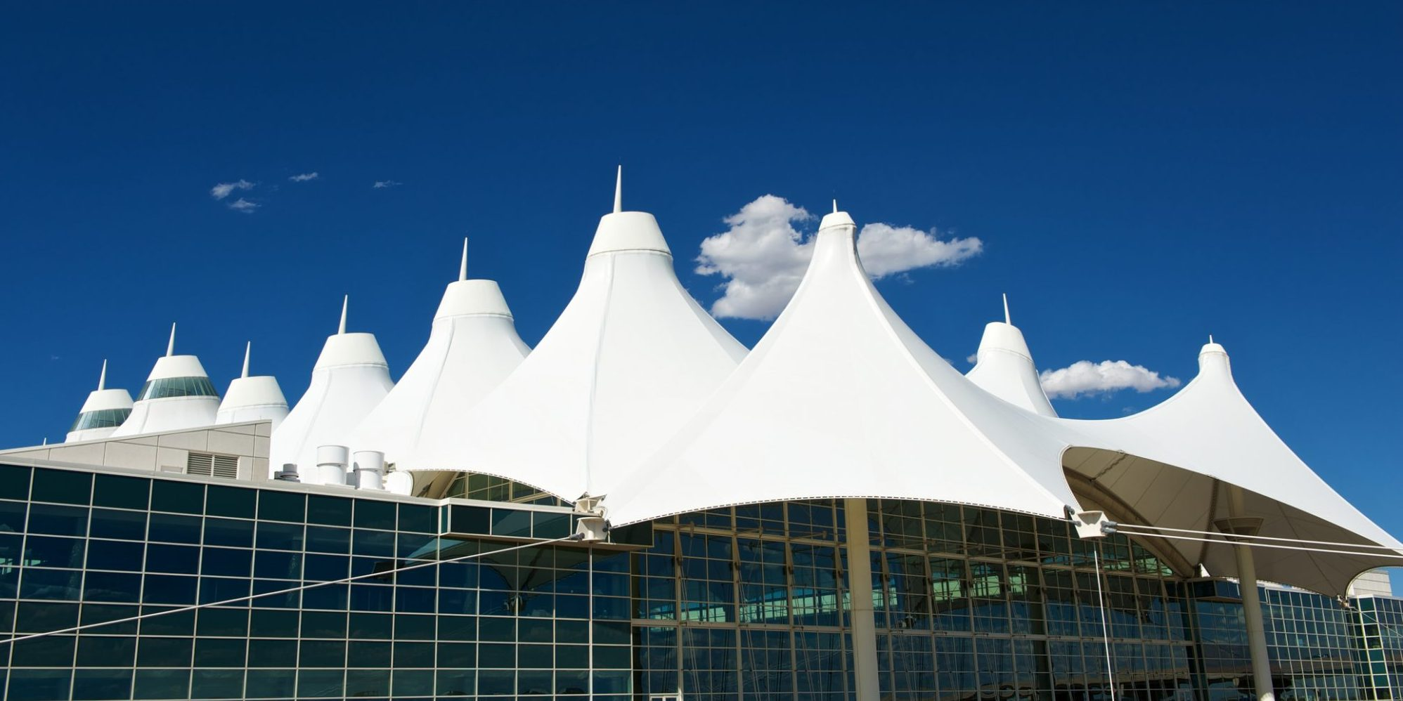 image of denver international airport