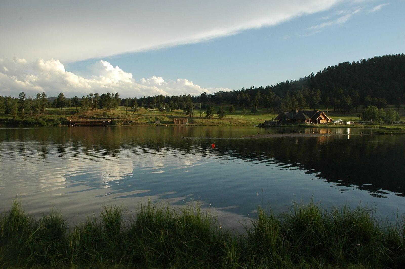 Evergreen Lake, CO