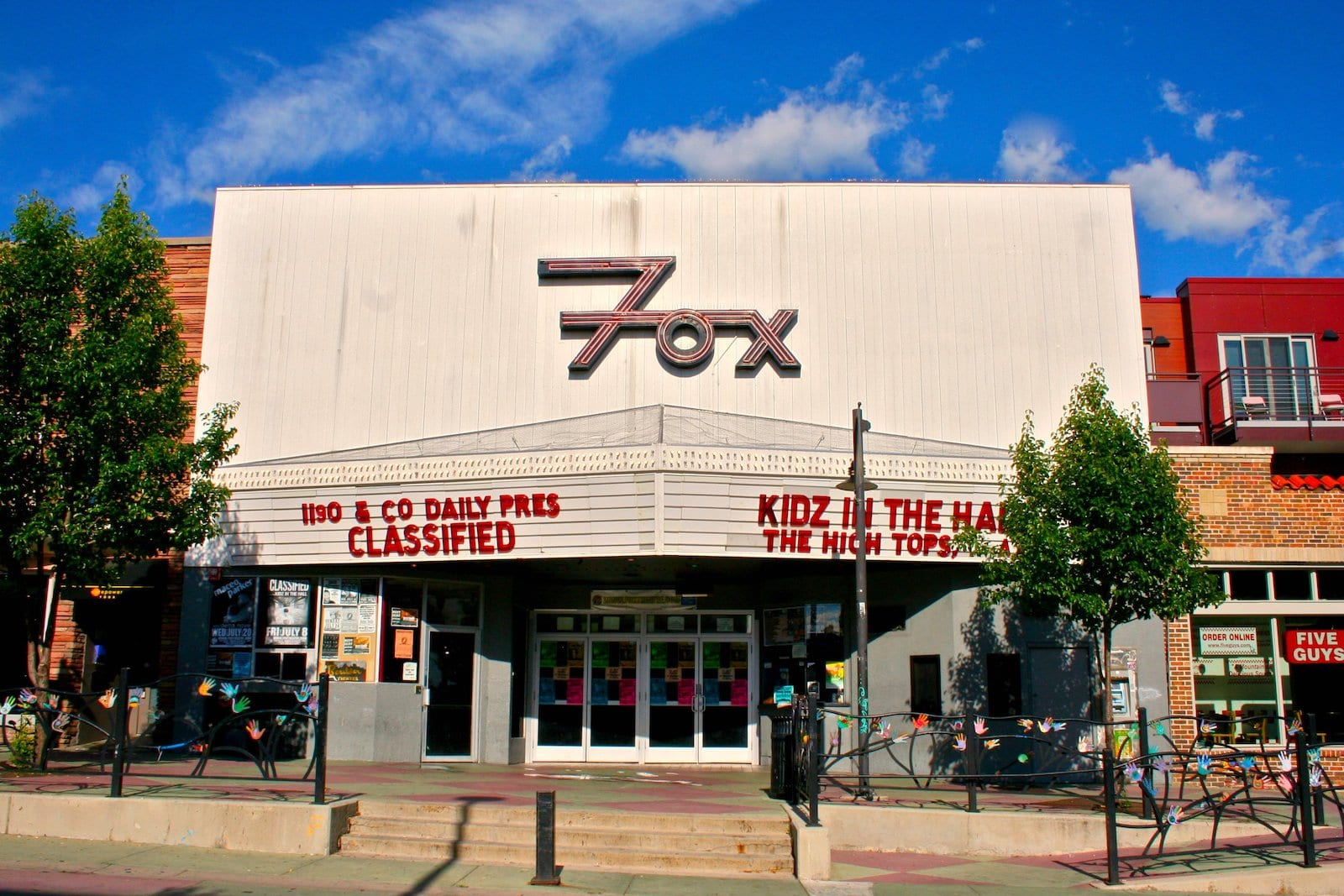 Fox Theatre, Boulder, Colorado