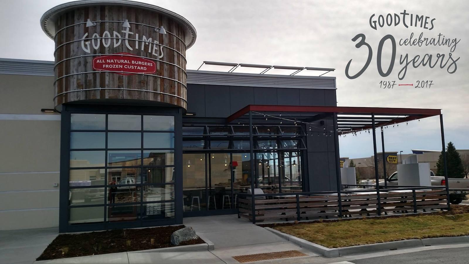 Good Times Burgers & Frozen Custards, Co