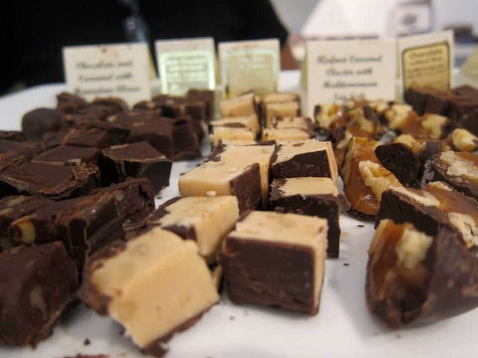image of holiday chocolate festival