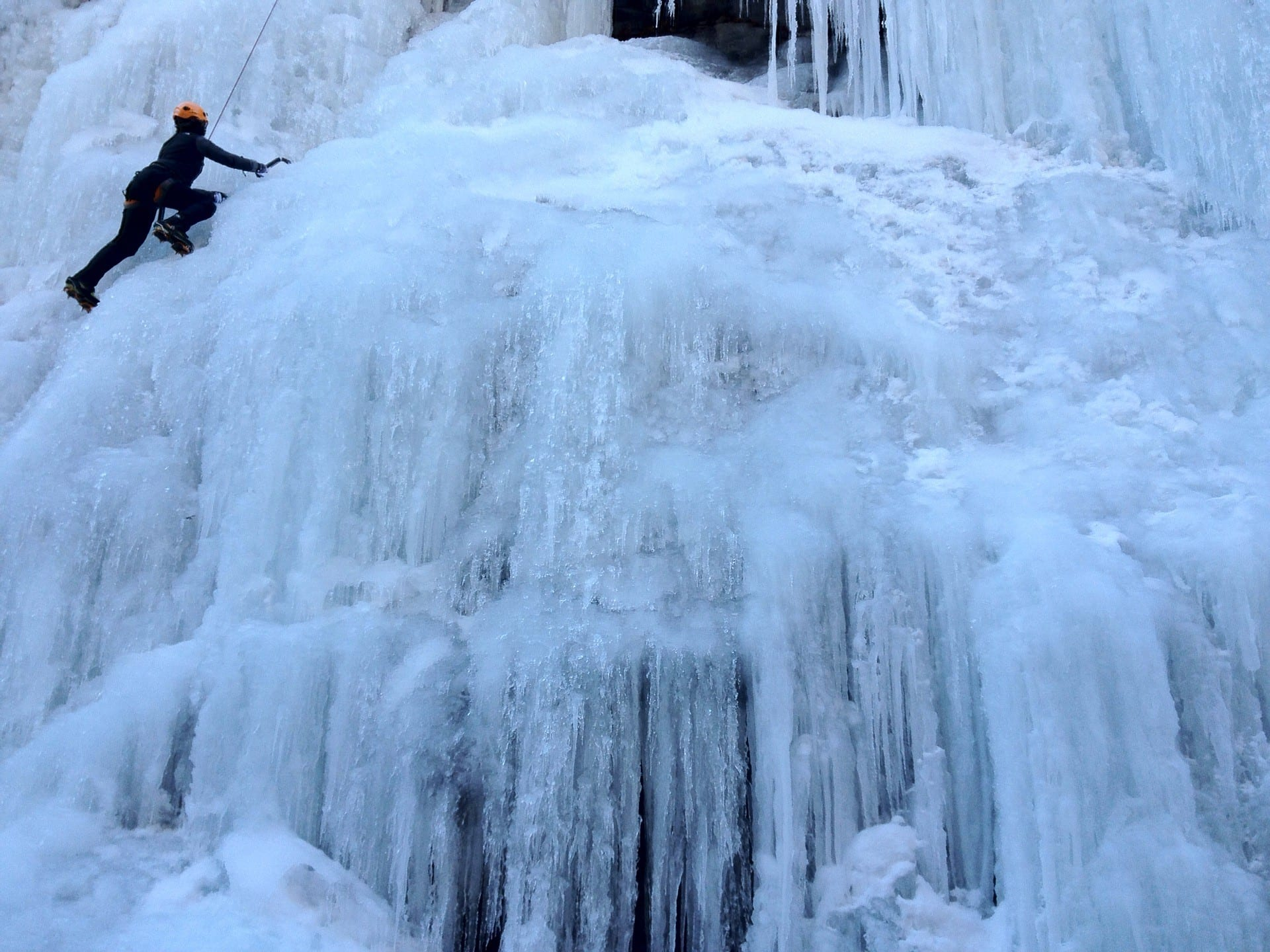 image of ouray ice park