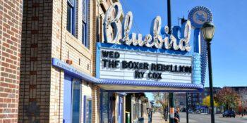 The Bluebird. Denver, Colorado