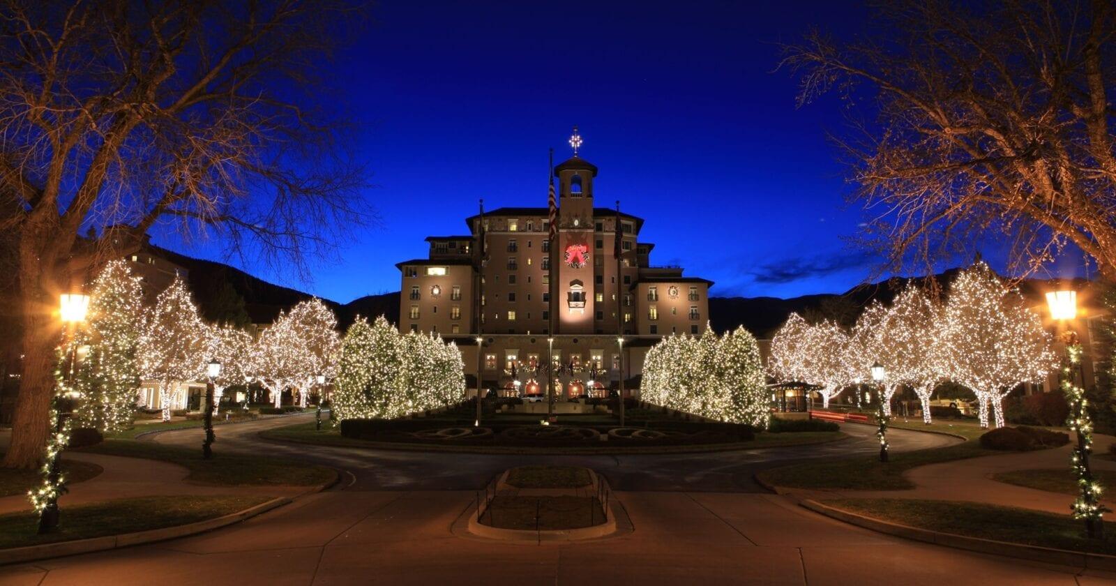 The Broadmoor, Colorado Springs, CO