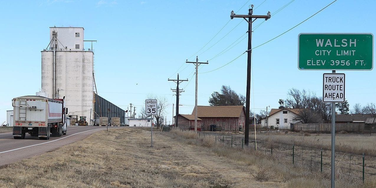 image of walsh colorado