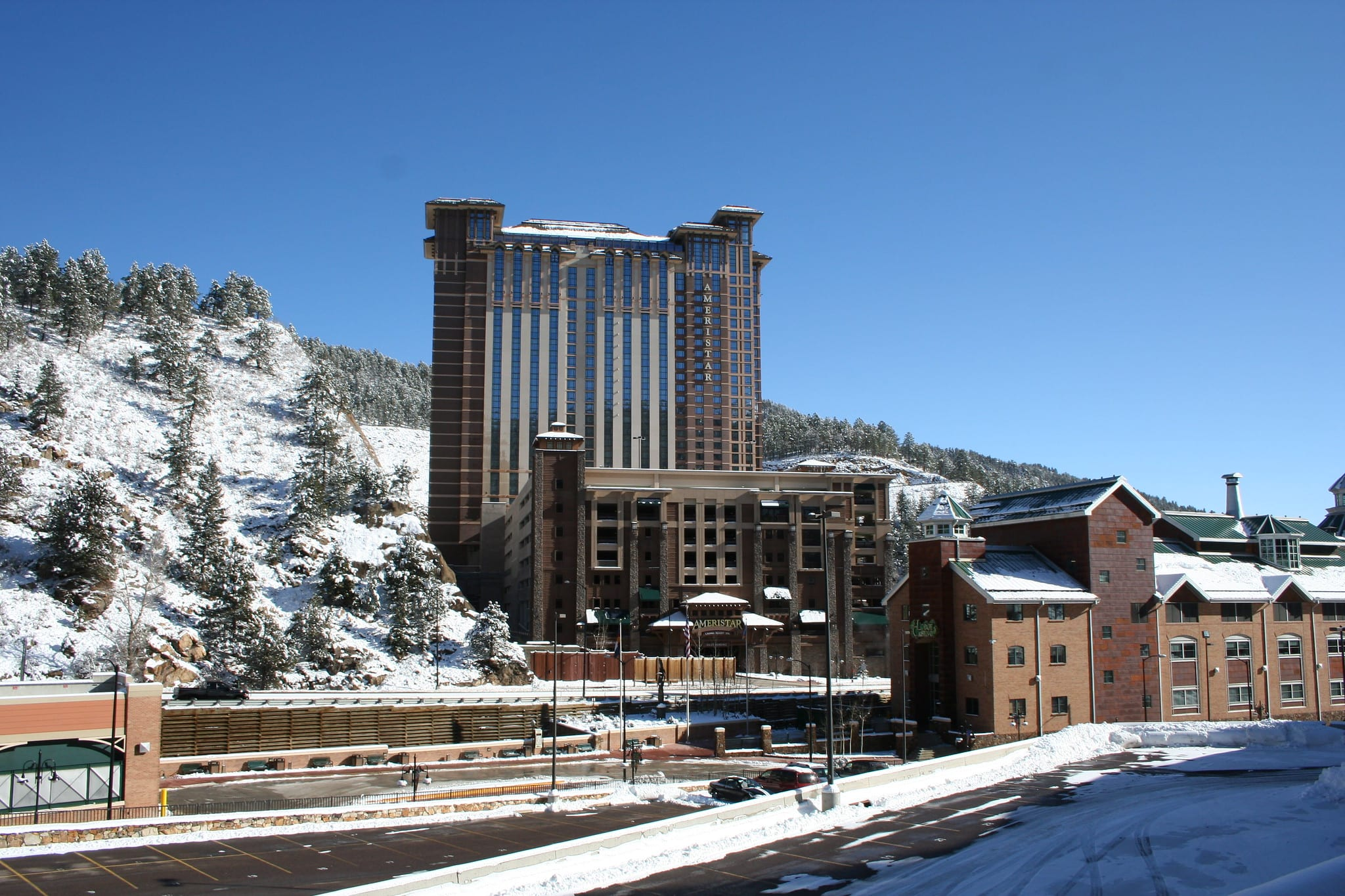 image of ameristar casino black hawk