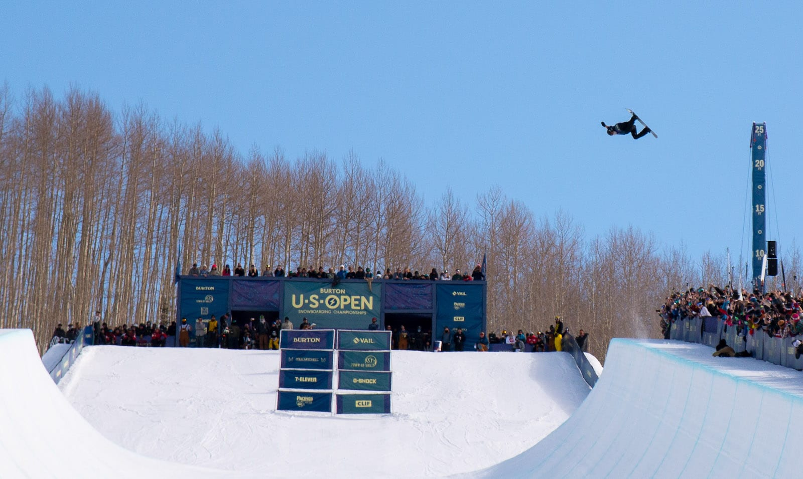 Burton US Open Snowboarding Championships, Colorado