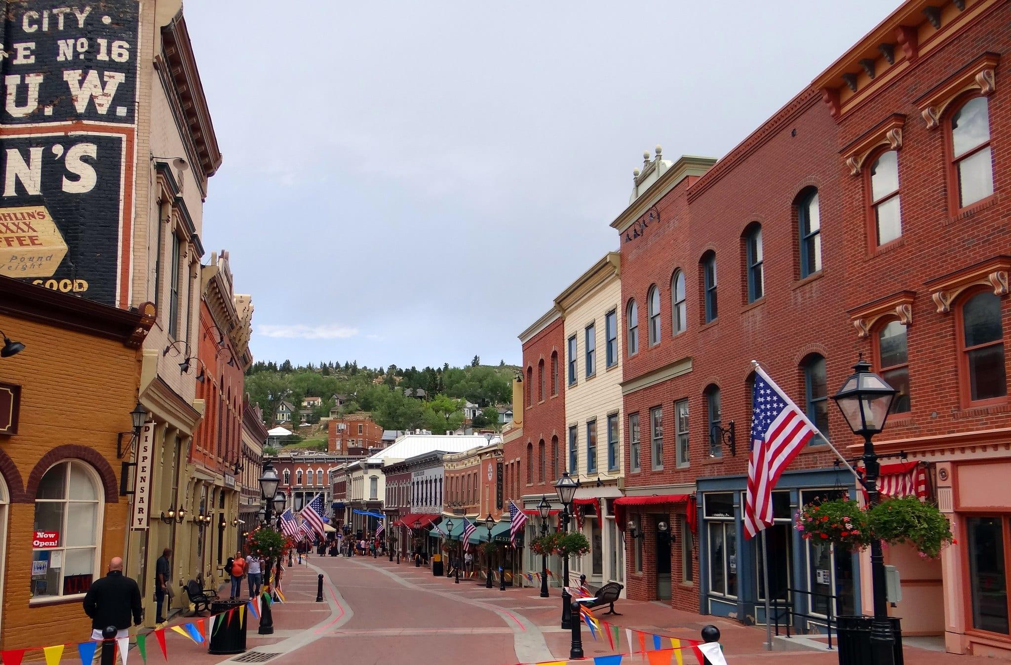 gambar pusat kota colorado