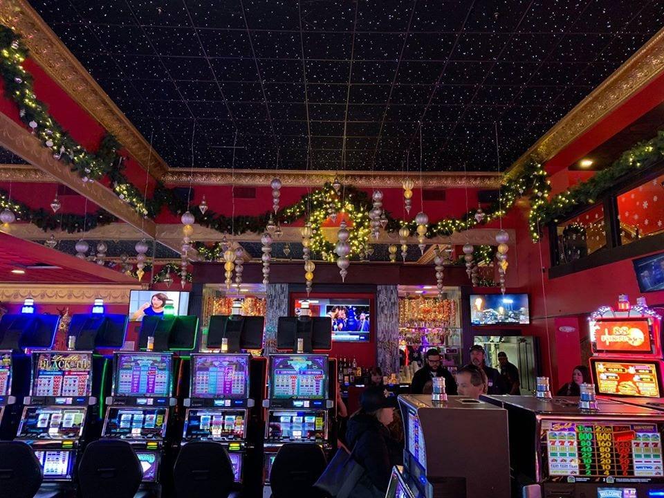image of christmas casino inn