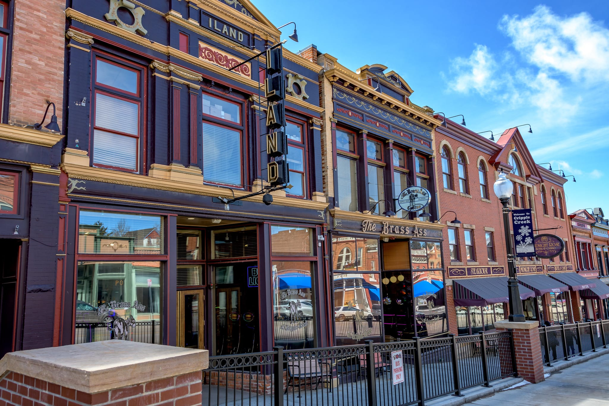 image of cripple creek colorado