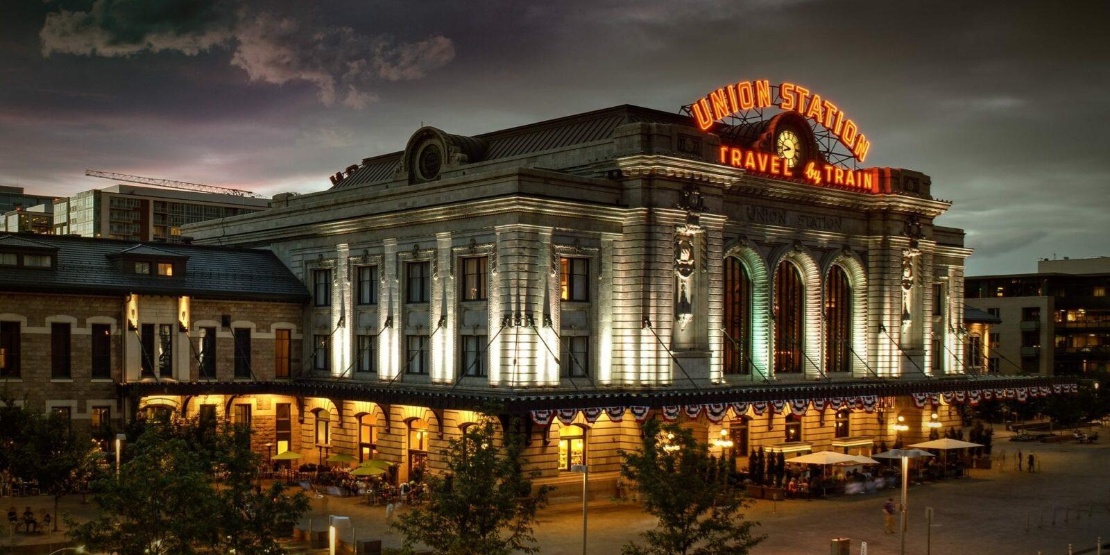image of Denver Union Station