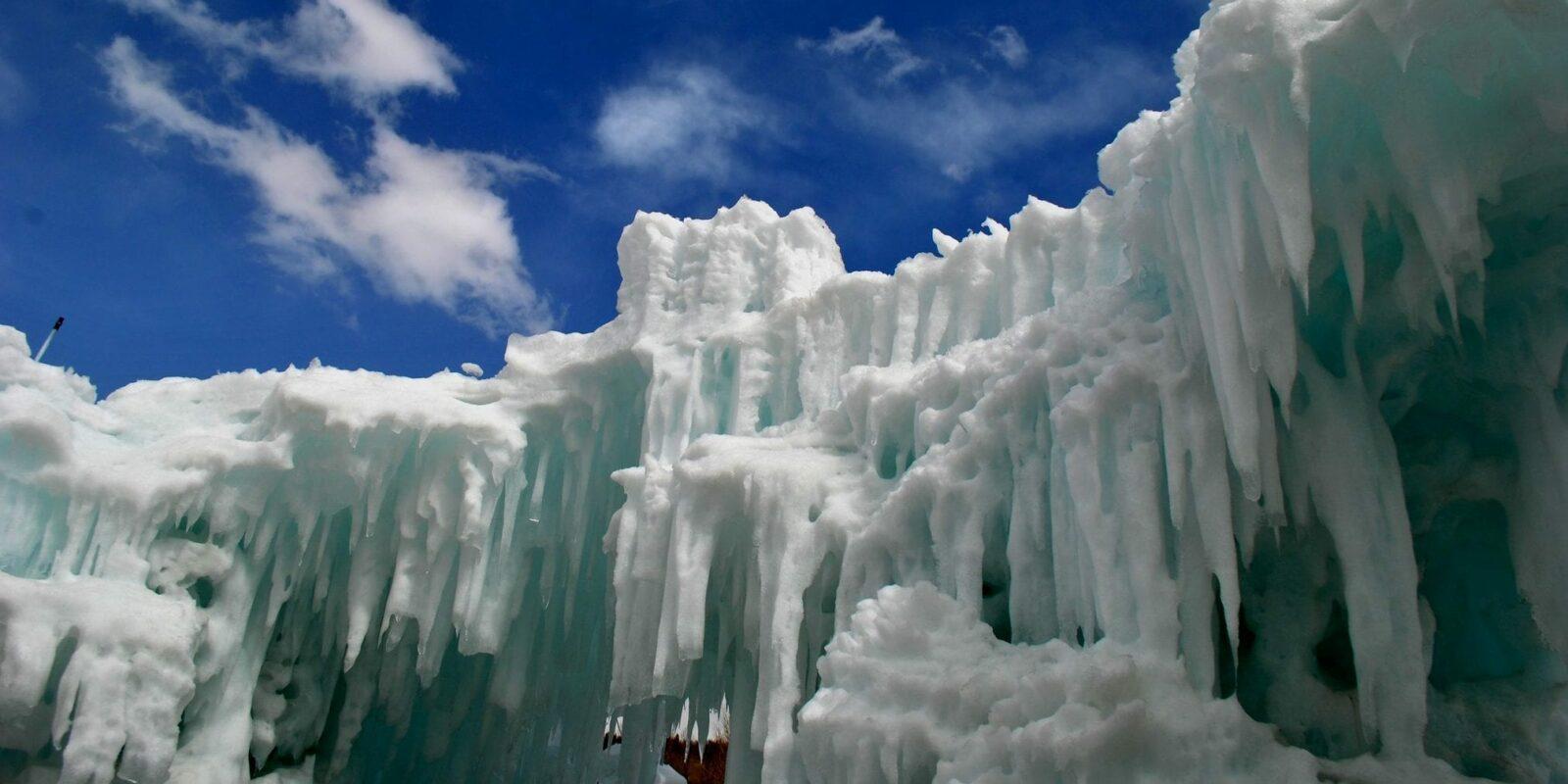 Dillon Ice Castles Colorado