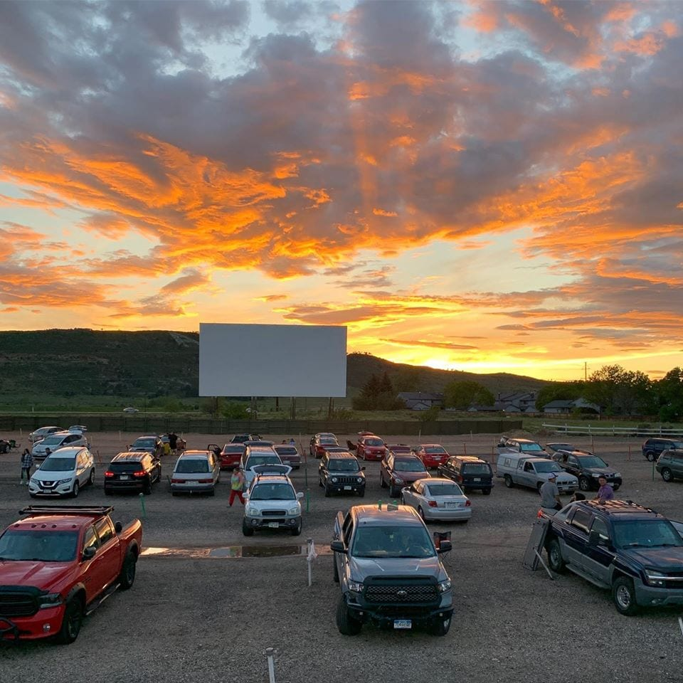 image of holiday twin drive in