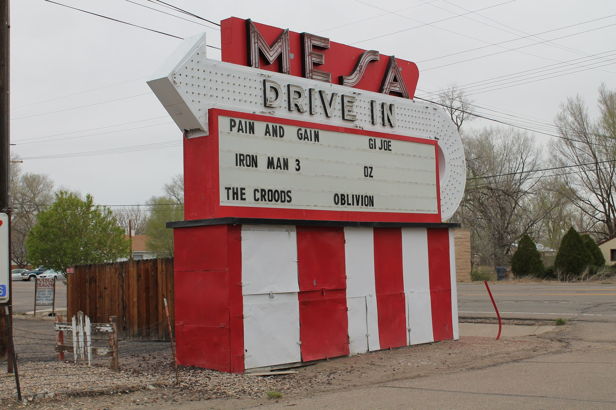 image of mesa drive-in
