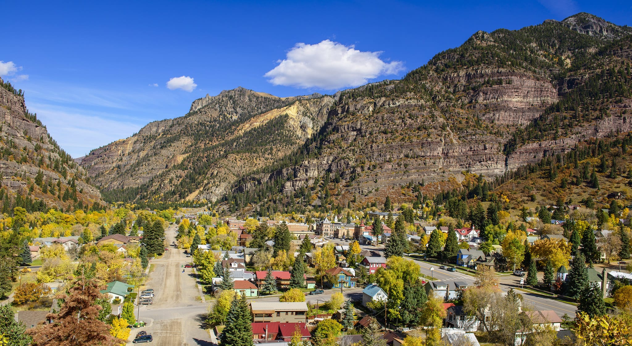 image of Ouray Colorado