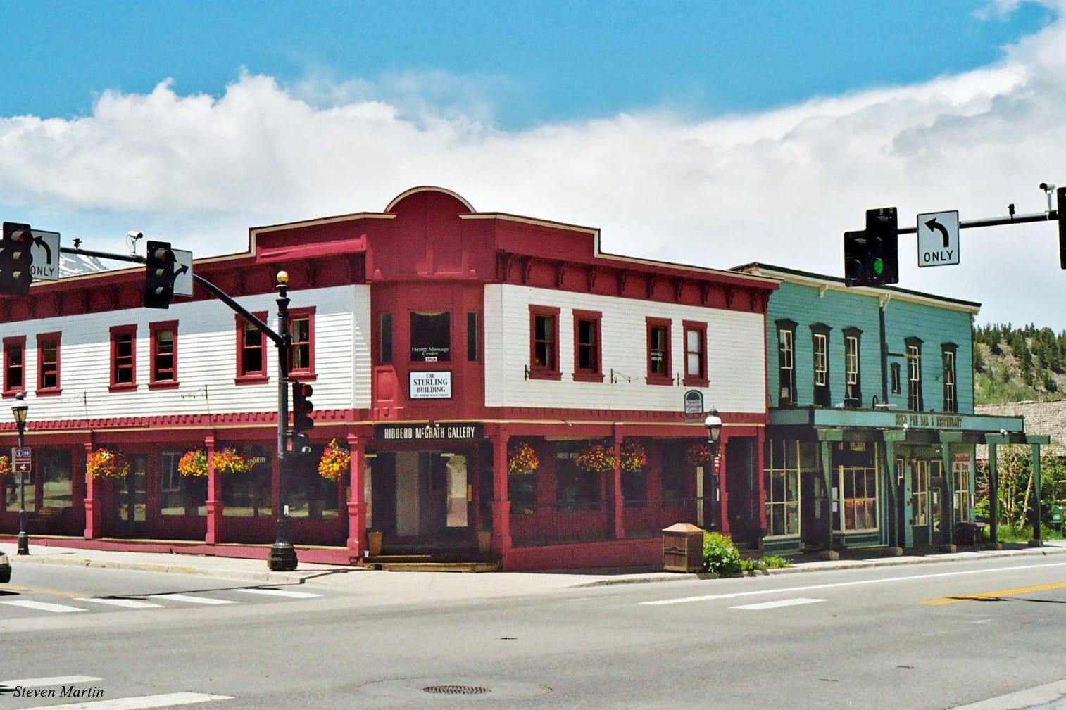 image of sterling building breckenridge colorado