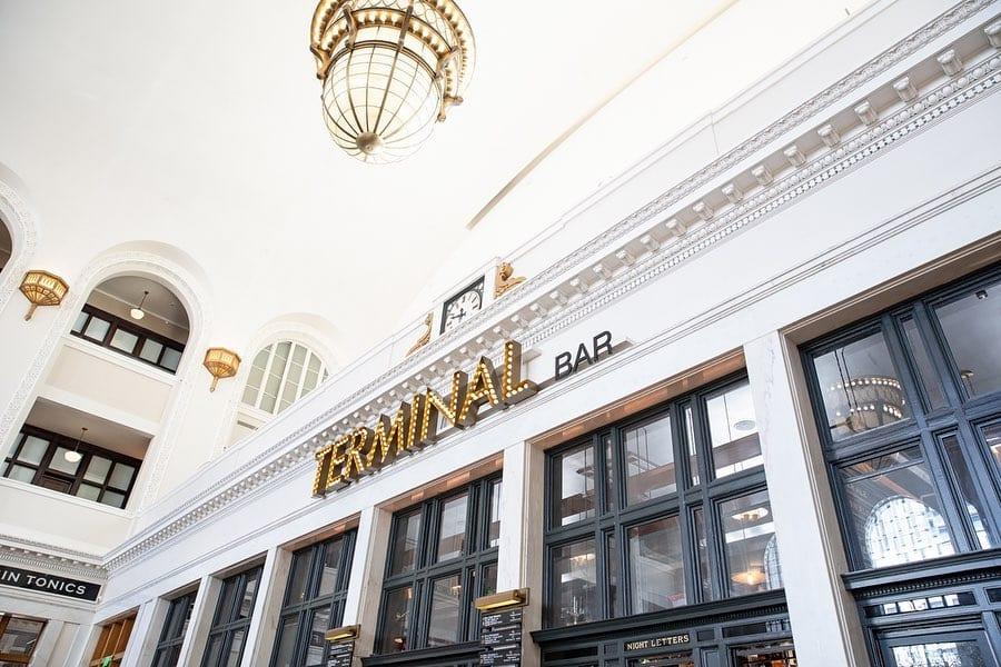 image of terminal bar