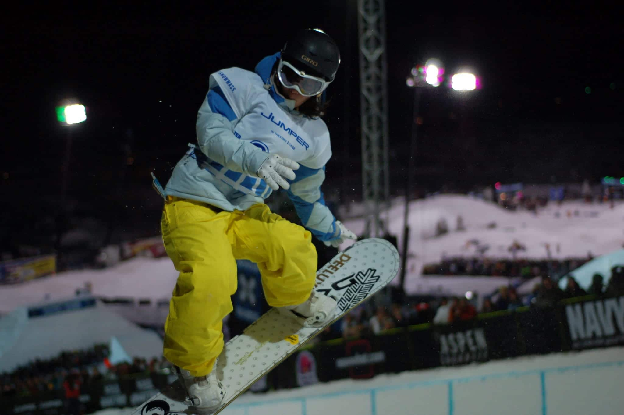 image of snowboarder