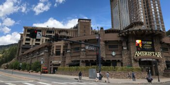 Ameristar Casino Hotel and Spa Black Hawk Entrance