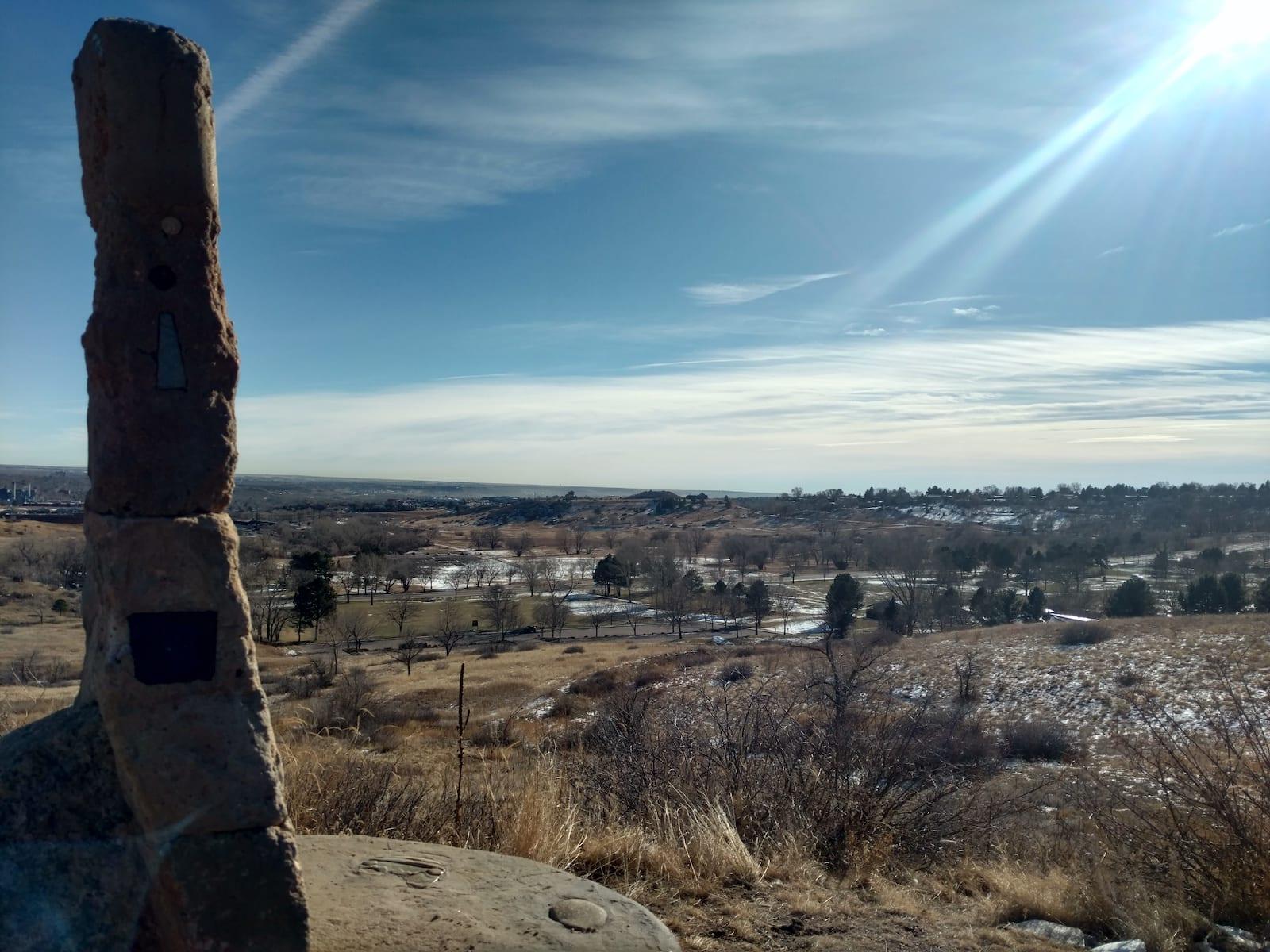 Bear Creek Regional Park Overlook Colorado Springs