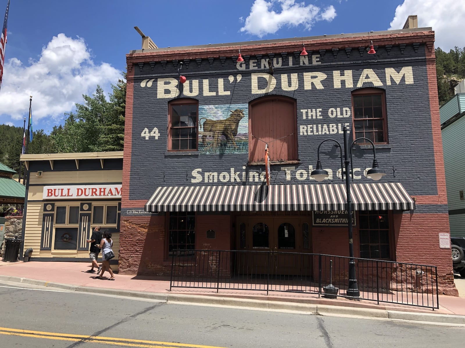 Bull Durham Casino Black Hawk CO
