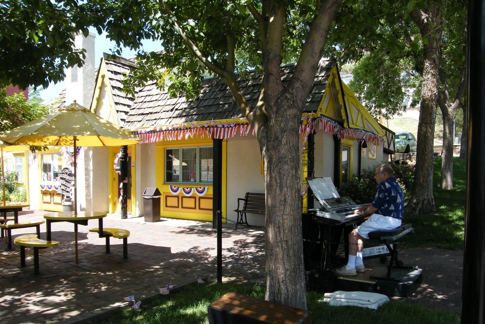 Colorado City Creamery, Old Colorado City Colorado Springs