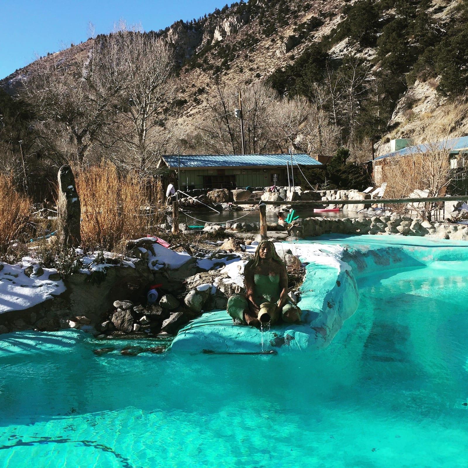 Cottonwood Hot Springs Resort Buena Vista CO