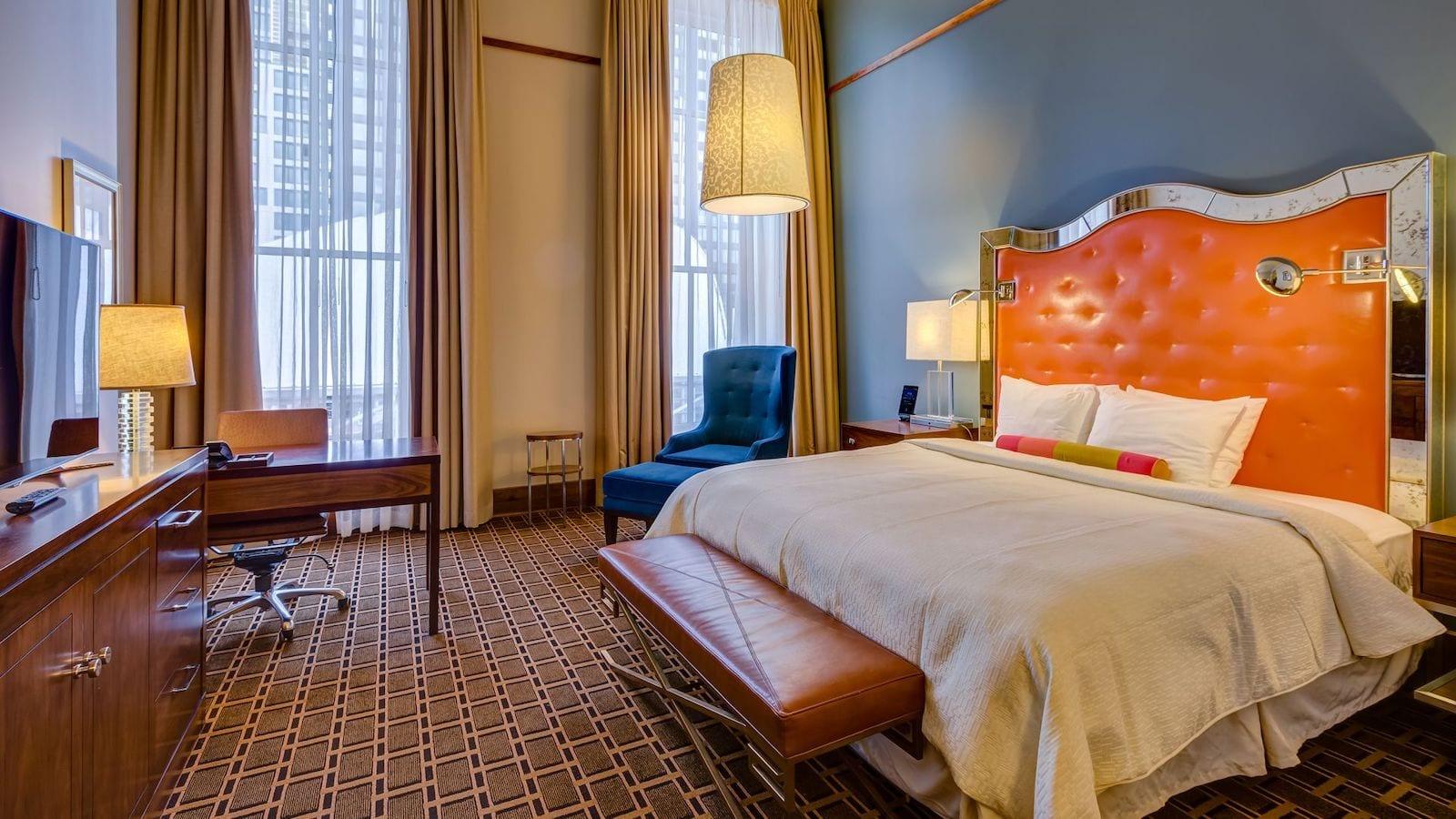 Crawford Hotel Room Denver Union Station