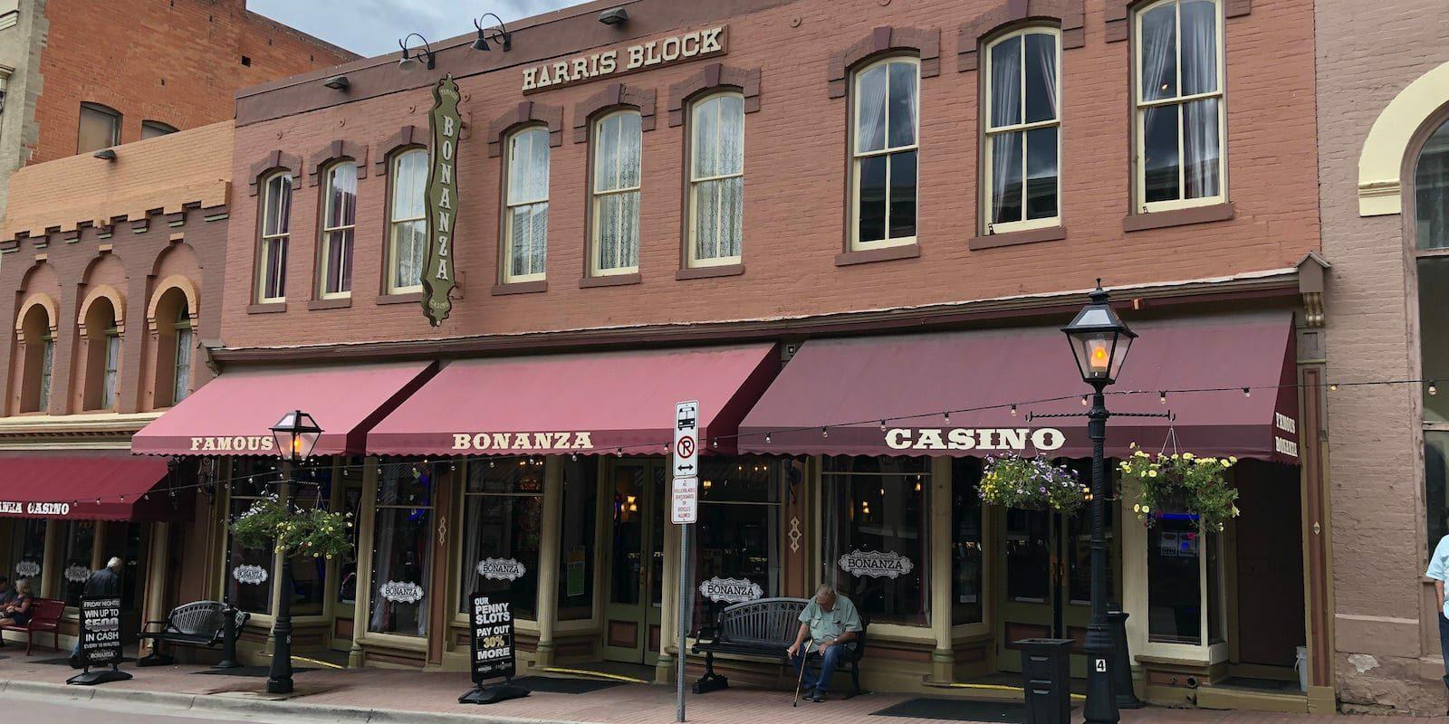 Famous Bonanza Casino Central City CO