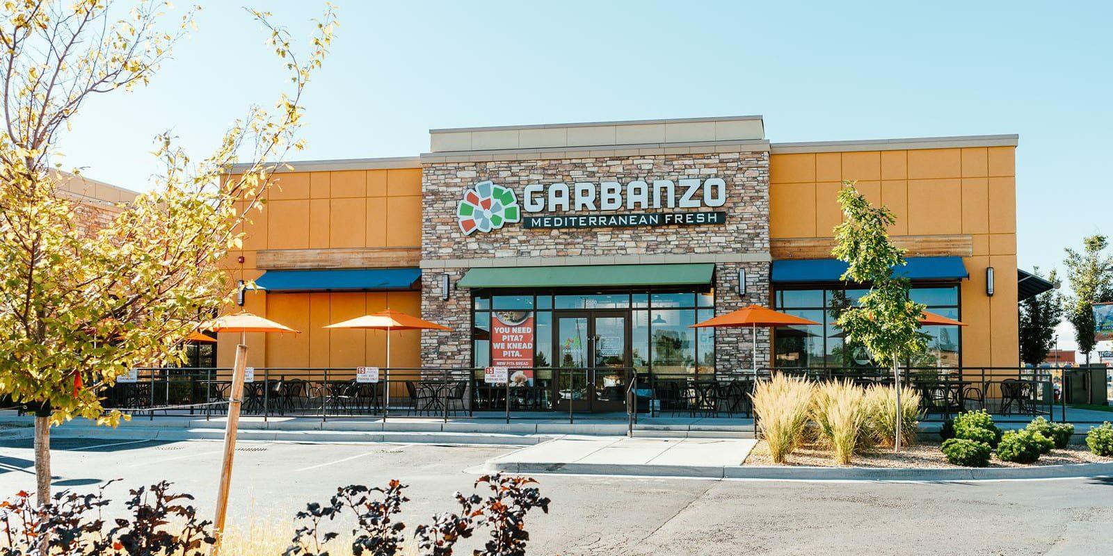 Garbanzo Mediterranean Fresh Restaurant