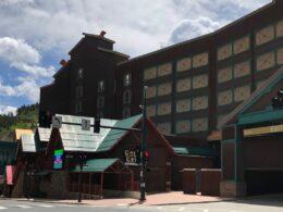 Golden Gates Casino Black Hawk CO Exterior