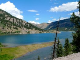 Lake San Cristobal Lake City CO