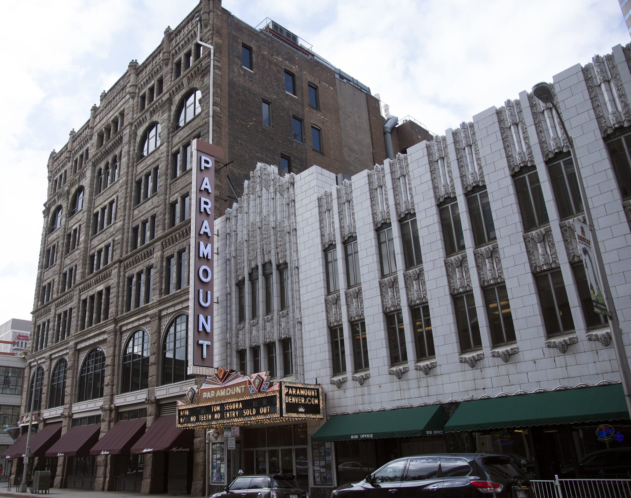 image of paramount theater