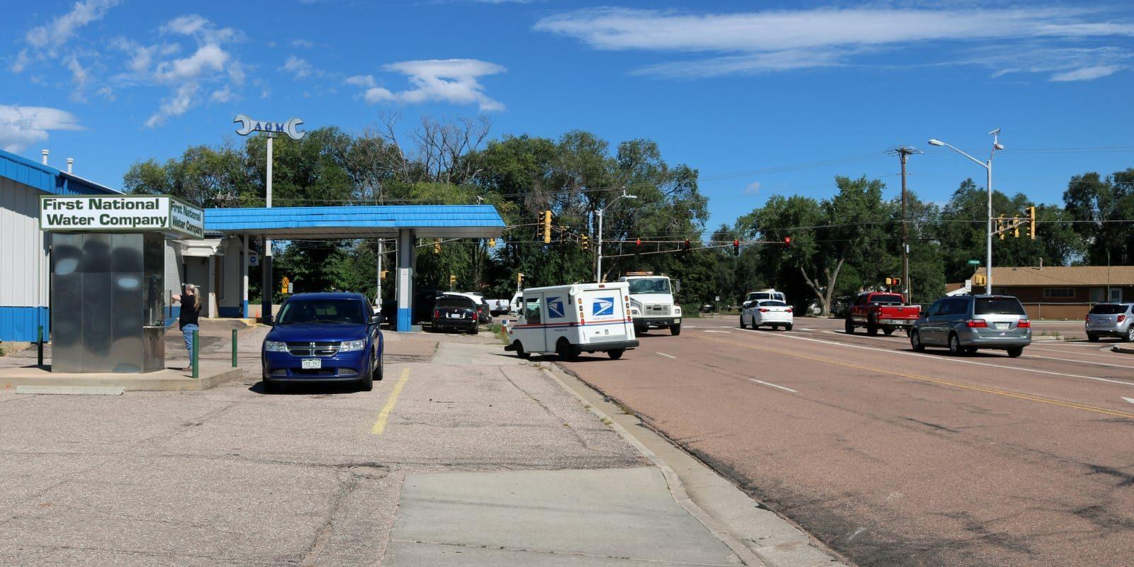 Security-Widefield Widefield Boulevard Colorado