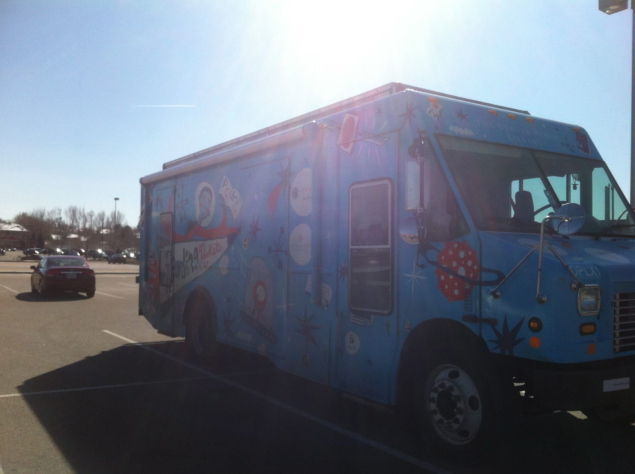 image of denver mobile library