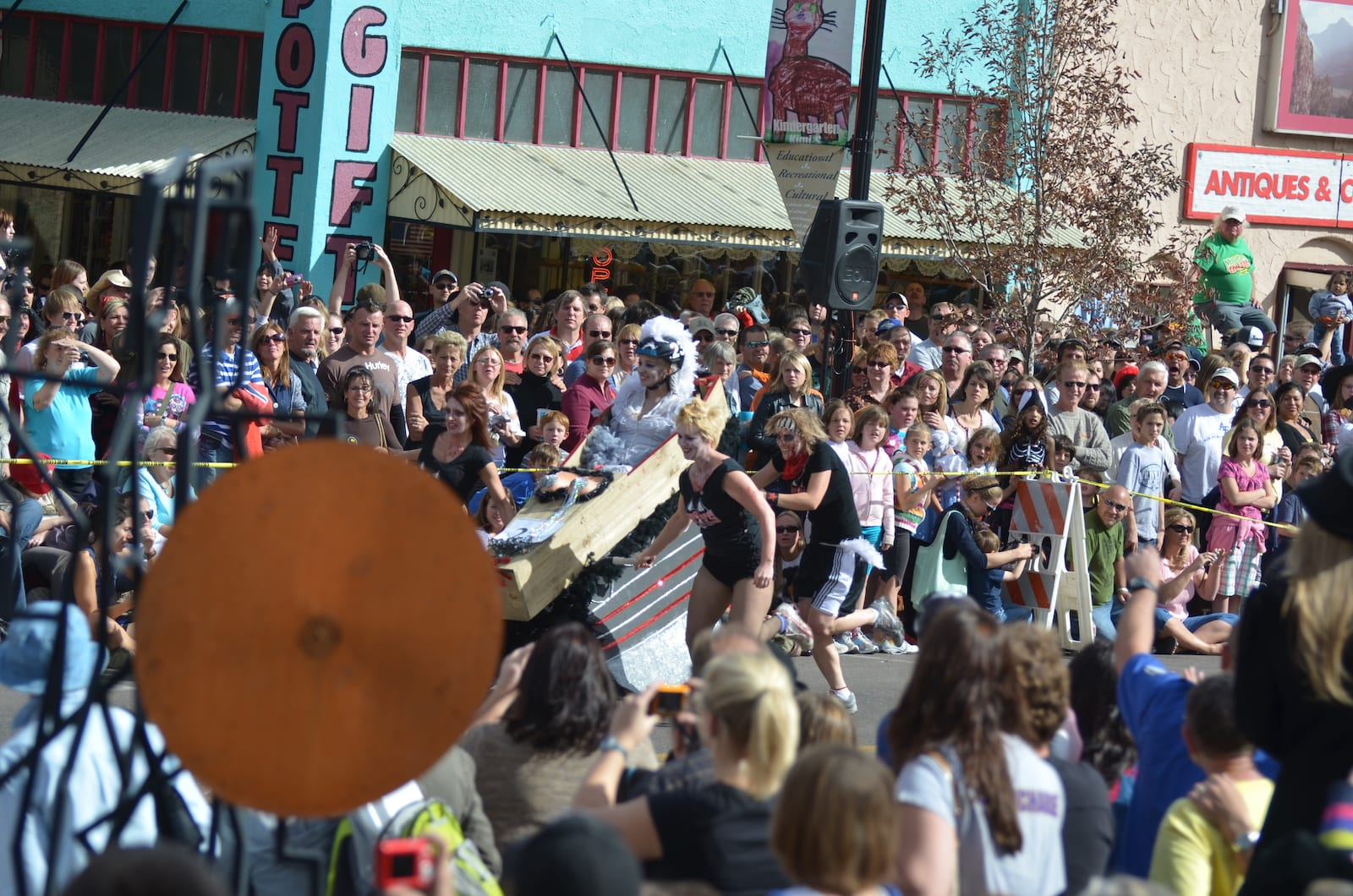 Emma Crawford Coffin Races and Festival - Manitou Springs, CO