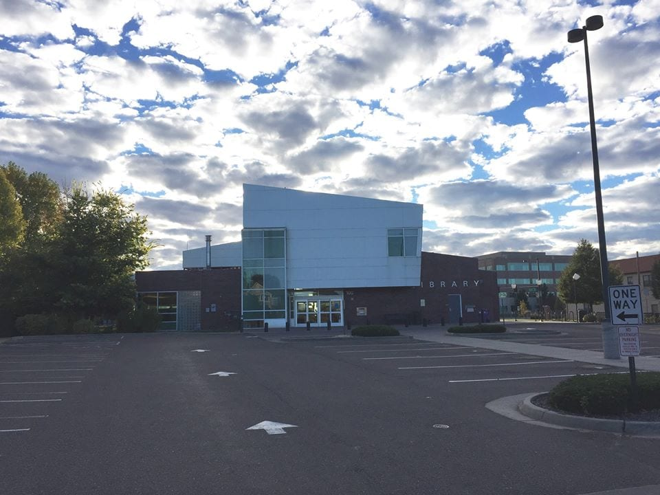 image of schlessman family branch library