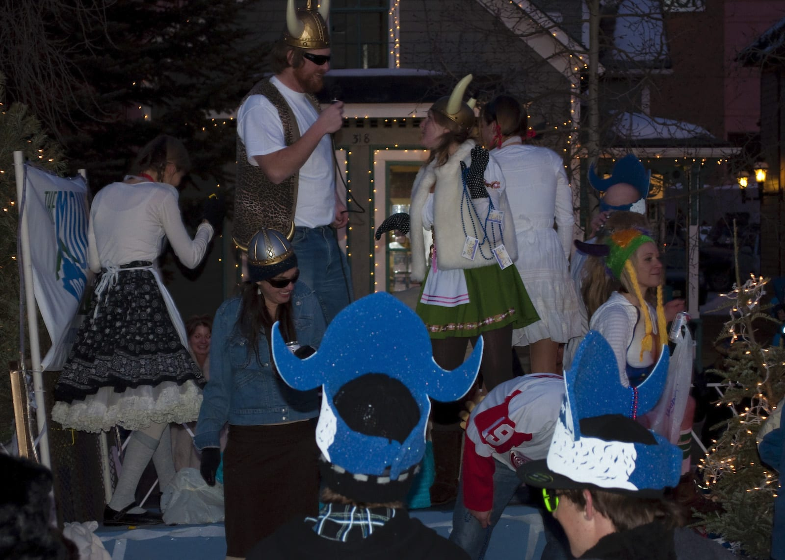 Ullr Festival in Breckenridge, CO