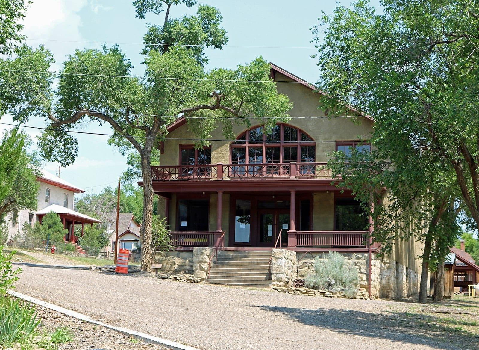 Cokedale CO Gottlieb Mercantile Building