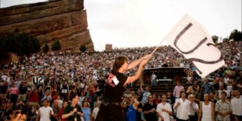 U2 Live at Red Rocks Morrison Colorado Concert
