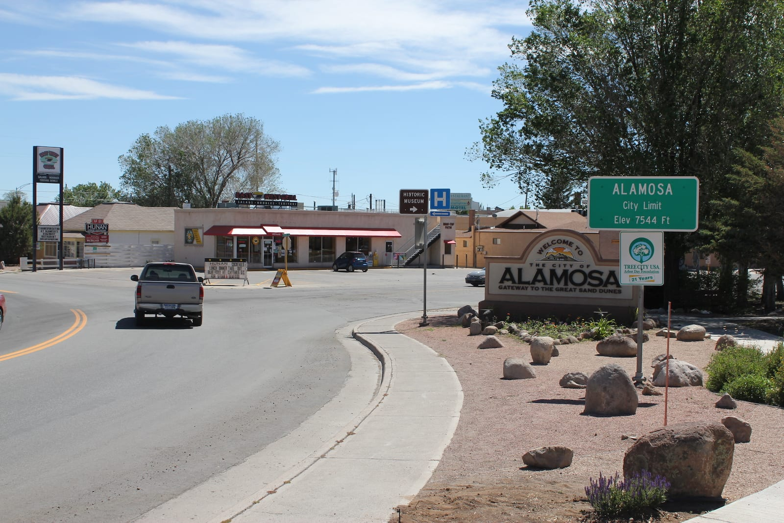 Colorado Strange Laws Alamosa City Limit