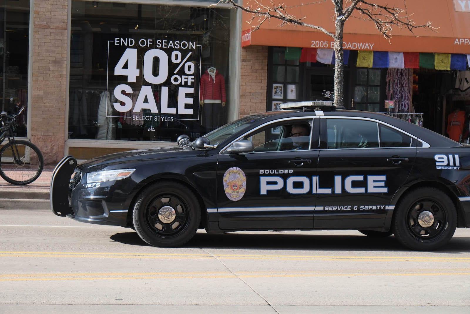 Colorado Strange Laws Boulder Police