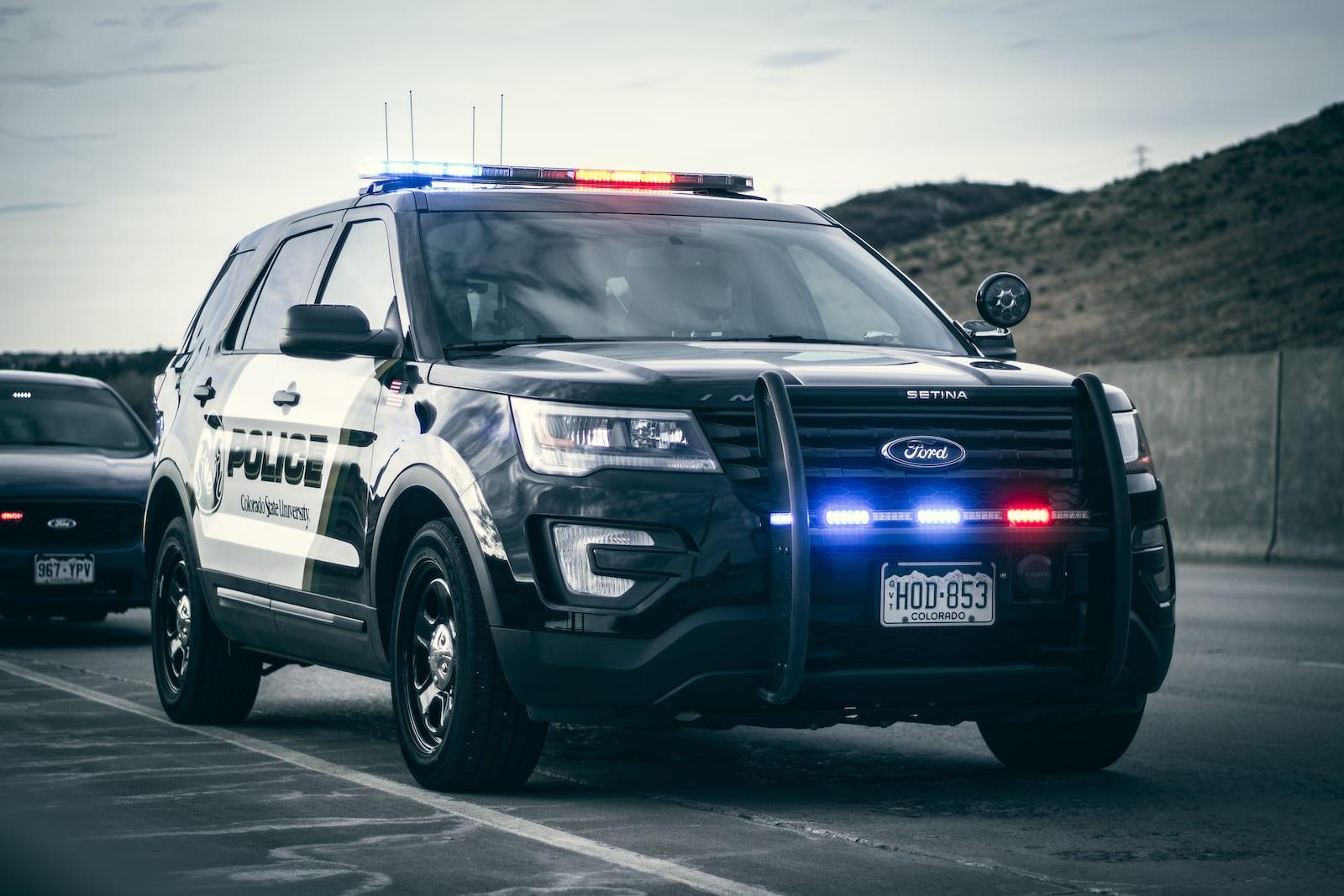 Colorado Strange Laws CSU Police SUV