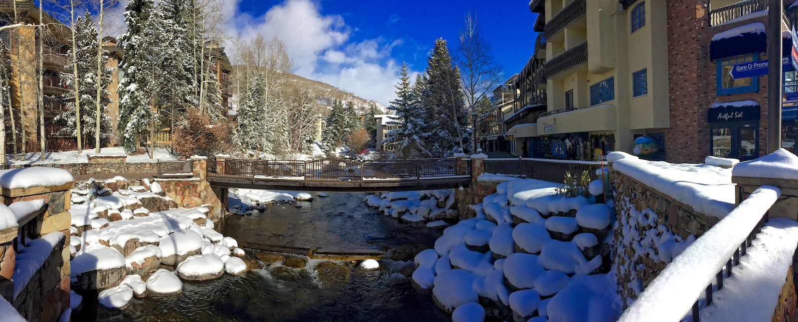 Colorado Strange Laws Vail Village Gore Creek