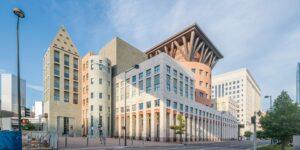 image of denver central library