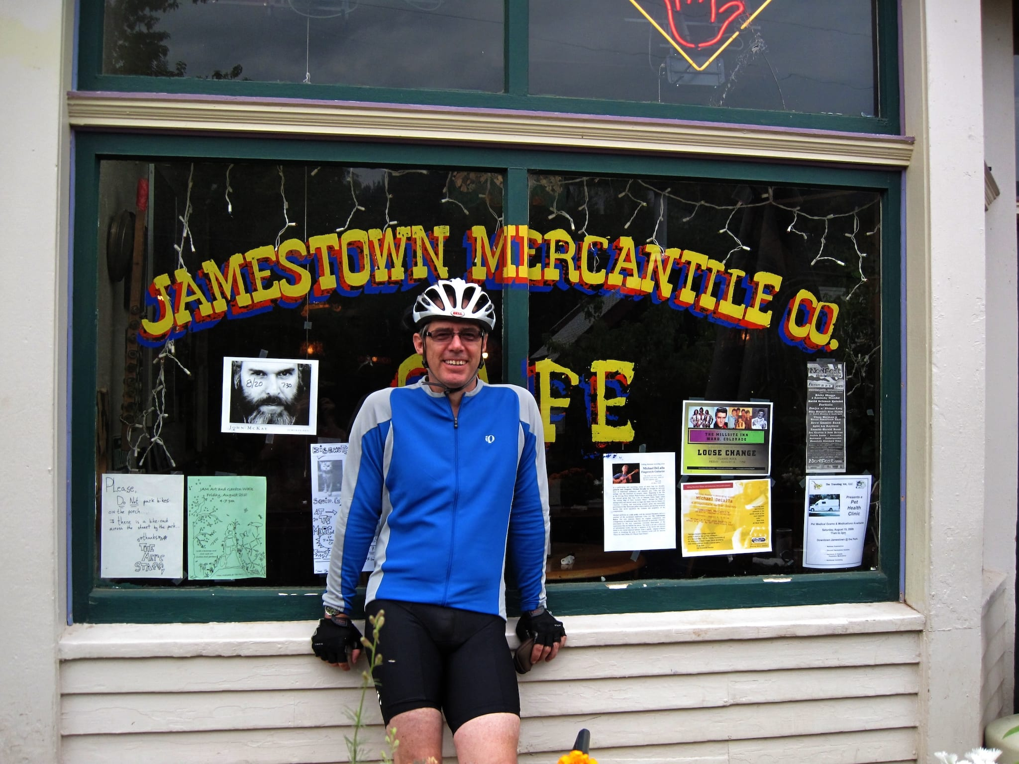 Jamestown Mercantile Company Colorado