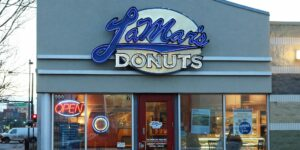 image of lamar's donuts denver