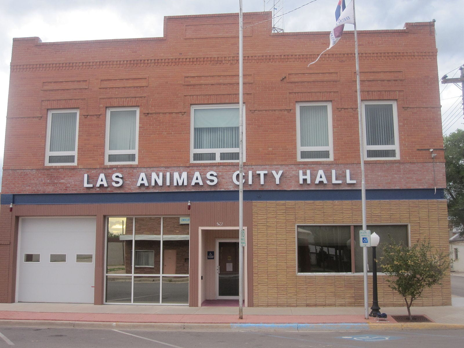 Las Animas Colorado City Hall