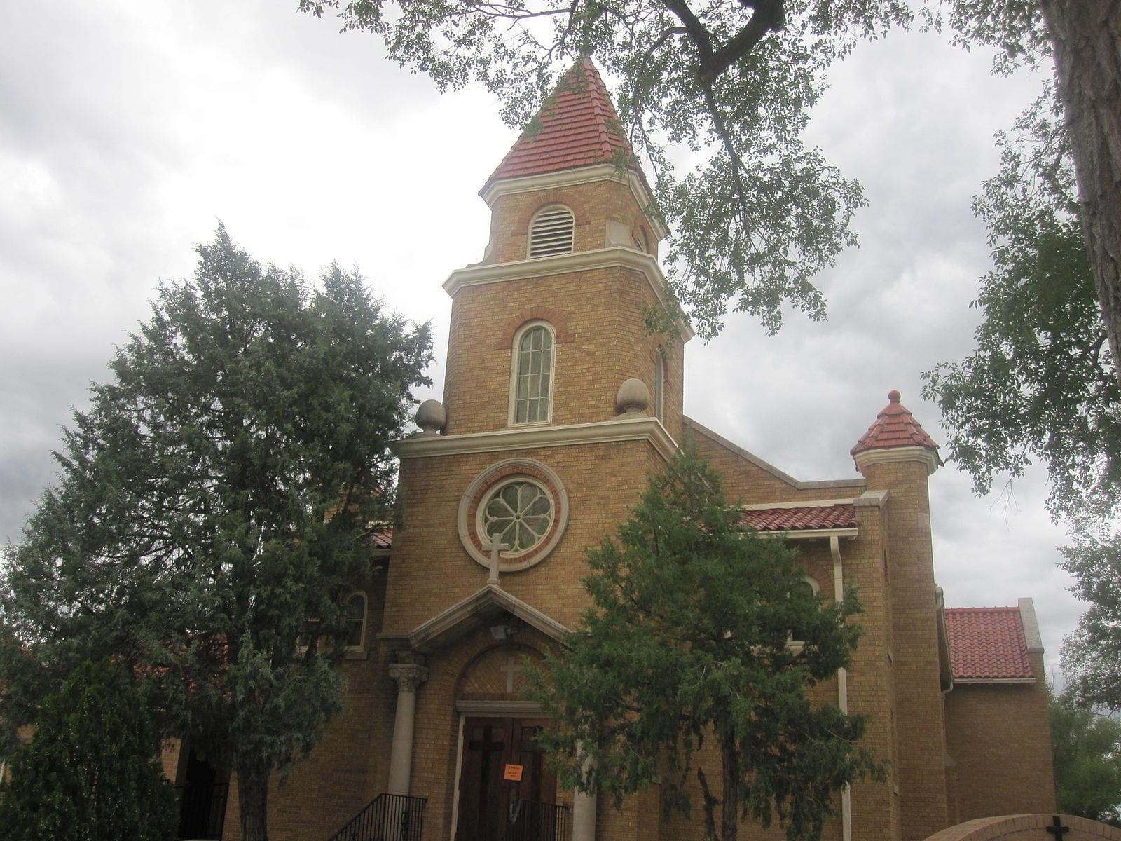 Las Animas Colorado St Mary's Catholic Church
