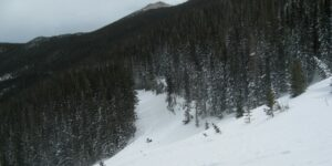 Lost Colorado Ski Area Hidden Valley RMNP Estes Park